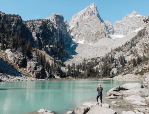 Grand Teton National Park Secret Hike